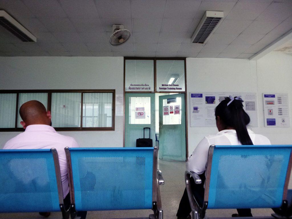 Thailand Drivers License Elaschreibt
