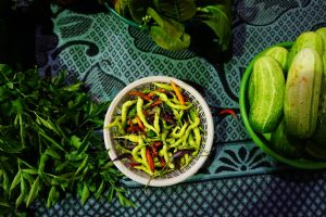 How to eat vegetarian in South East Asia