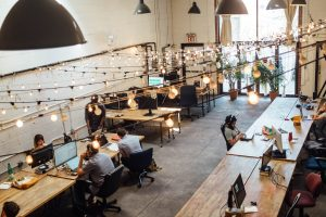 Coworking Spaces or: What's the point of paying to work?