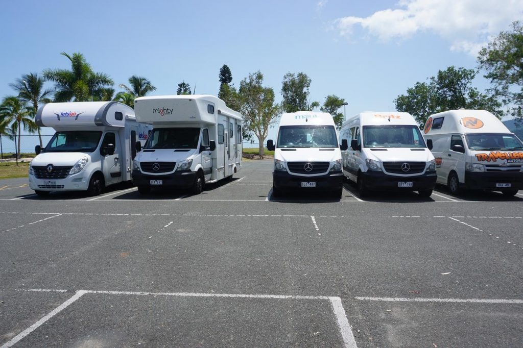 Elaschreibt Relocation Campervan Copywriter