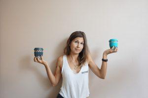 Können wiederverwendbare Kaffeebecher die Welt tatsächlich retten?