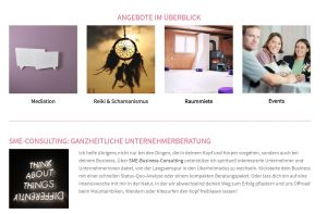 Texte Webseite Unternehmensberatung Homepage Werbetexte Consulting