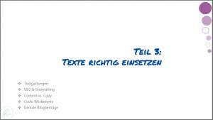 Text Kurs Texter Ausbildung Texter Karriere