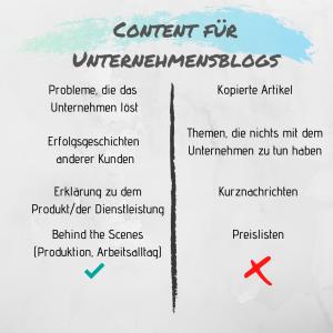 Texter für Blog Unternehmensblog Texter Texterin Nachhaltigkeit